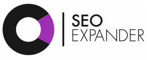 SEO Expander Logo by Caruso Digital