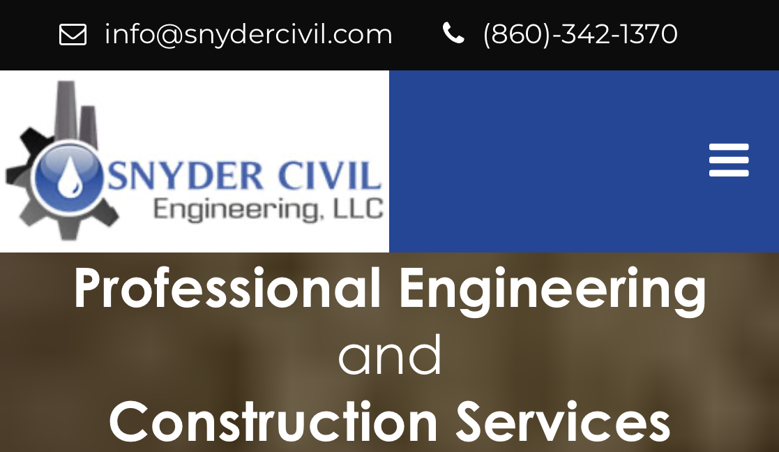 Snyder Civil Engineering