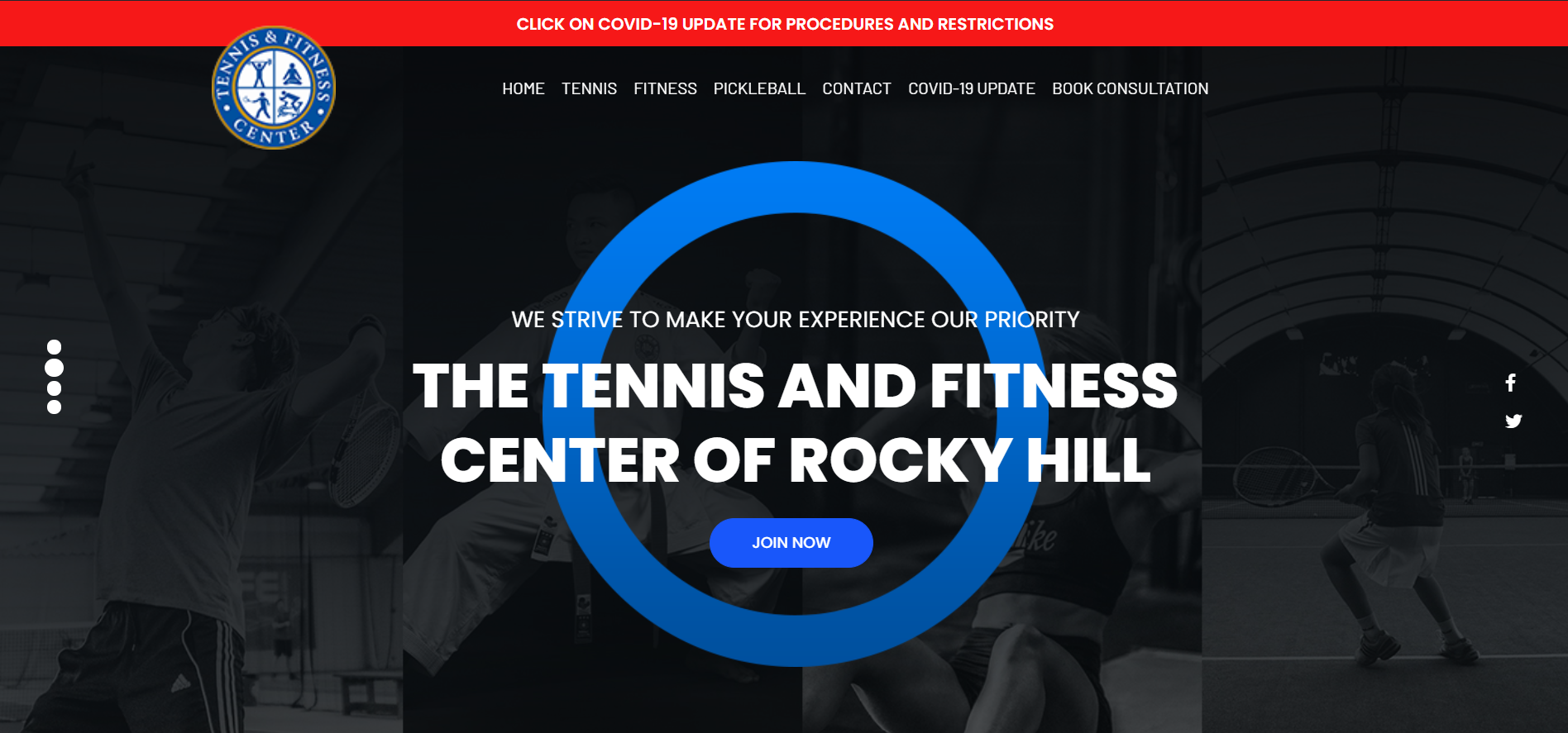 Tennis & Fitness Center of Rocky Hill